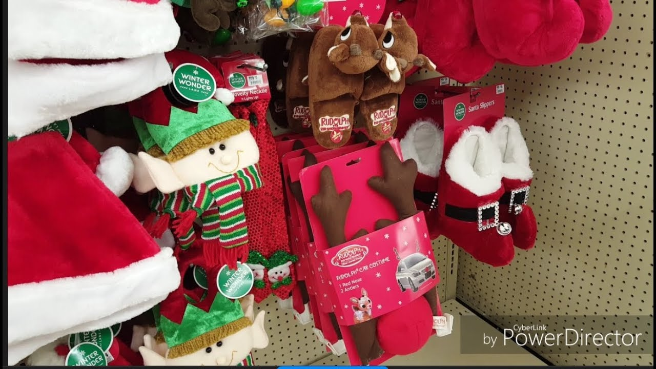 Big Lots walk thru....Christmas shop - YouTube