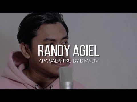 D'MASIV - Apa Salah Ku (Randy Agiel Cover)