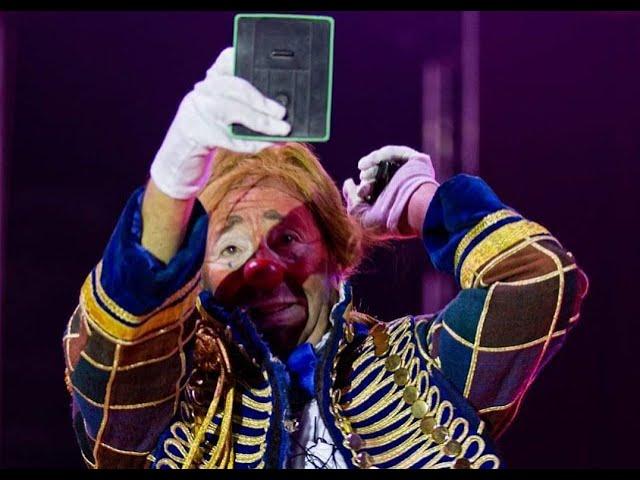 Il racconto di un Clown. L'arte di fare sognare e sorridere