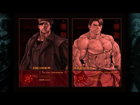 The King Of Fighters 2002 Unlimited Match Official Teams - Master Team |