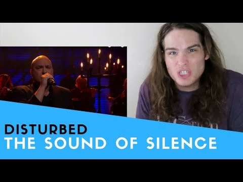 Voice Teacher Reacts To Disturbed's Cover Of The Sound Of Silence
