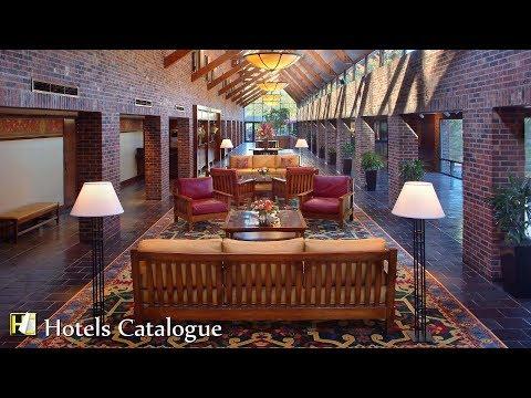Princeton Marriott at Forrestal Hotel Tour - Princeton, NJ Getaway Hotel