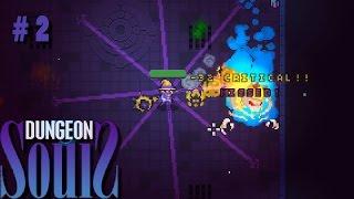 Dungeon Souls | Wizard OP Plz No Nerf | Episode 2