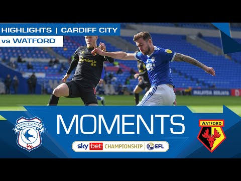 Cardiff Watford Goals And Highlights