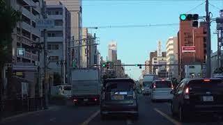 大阪府 堺市 中百舌鳥5丁南~豊中市 服部緑地
