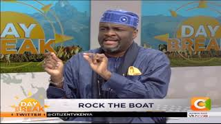 | DAY BREAK | Rock The Boat, with Dr. Wale Akinyemi