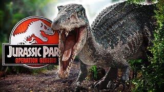 THE BEST DINO MOD - EVER! JURASSIC WORLD EXPANSION | Jurassic Park: Operation Genesis Mod Spotlight