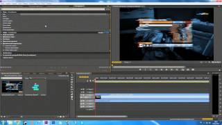 ВидеоУрок по Adobe Premier Pro CS6