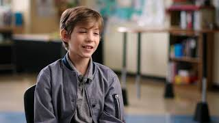 Good boys - Itw Jacob Tremblay (official video)