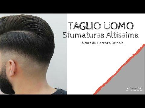 Taglio capelli uomo sfumatura altissima – Acconciature popolari 2018 ad3c4e3d2b3c