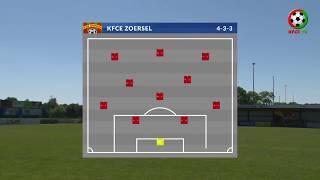K Retie SK - KFCE Zoersel