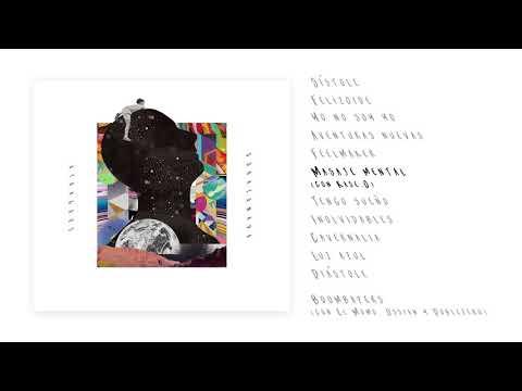 06. XTRAGOS - MASAJE MENTAL con KASE.O - AUDIO (Prod. Xtragos)