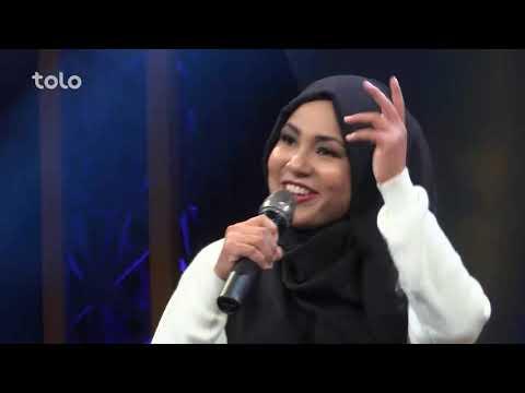 وسیم انوری و صدیقه مددگار - اعلان نتایج ۱۲ بهترین - دختر کابل / Wasim & Sadiqa - Dukhtare Kabul