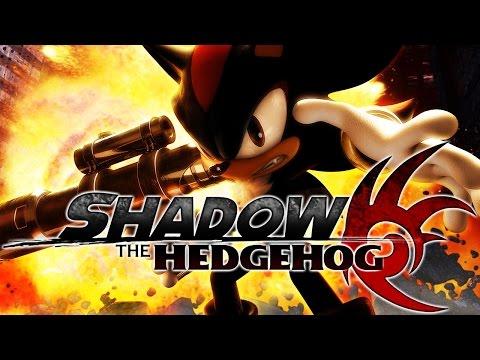 SHADOW THE HEDGEHOG ★ 1 Stunde Gameplay ★ Ein gescheitertes Let's Play [HD60]