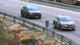 2015 Renault crossover spied testing in southern Europe