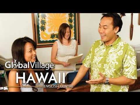 Study English in Hawaii at Global Village Hawaii
