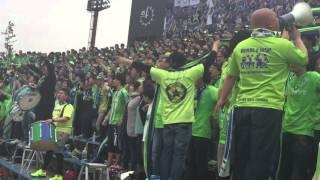 2016.4.10 山梨中銀スタジアム 明治安田生命 2016 J.League Division1 ...