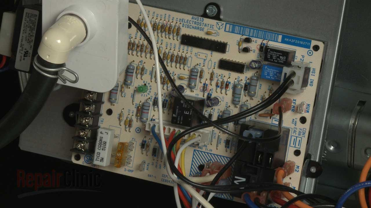 york furnace wiring diagram avionics symbols payne won't work? replace control board #hk42fz018 - youtube
