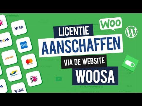 Hoe schaf ik een licentie aan bij Woosa? | WordPress & WooCommerce Tutorial | Woosa thumbnail