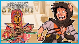 The CURSE of the PHARAOHS in Assassin