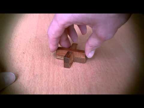 Casse-tête en bois
