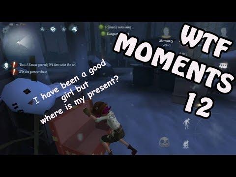 Identity V WTF Moments 12