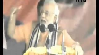 Odisha Rally Modi Attacks Upa On Food Security Act
