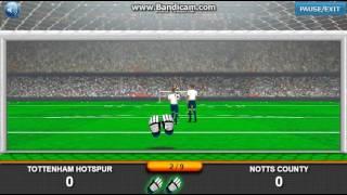◘Goalkeeper Premier◘ Tottenham Hotspur #Lose
