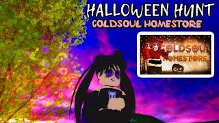 Candy hunt // Royalween // Coldsoul Homestore // Roblox // WavyRobin