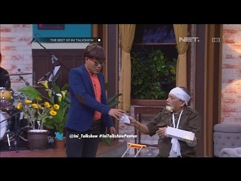 The Best of Ini Talkshow - Pak RT Sakit Minta Ganti Rugi Sama Sule
