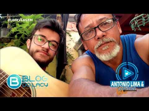 ANTÔNIO LIMA E GABRIEL VOZ E VIOLÃO, MUSICA: UMA VIAGEM