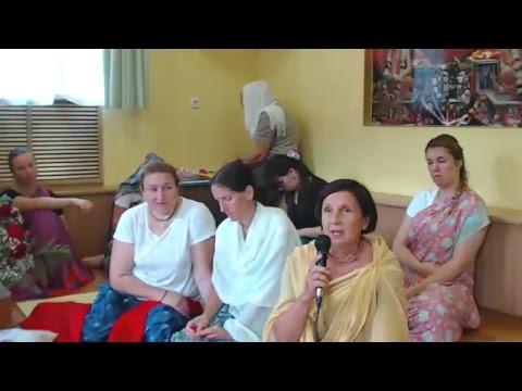 Шримад Бхагаватам 4.17.28 - Ашрая Кришна прабху