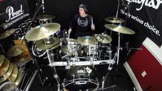 Pearl Vision Drum Set - Unboxing & Sound Test