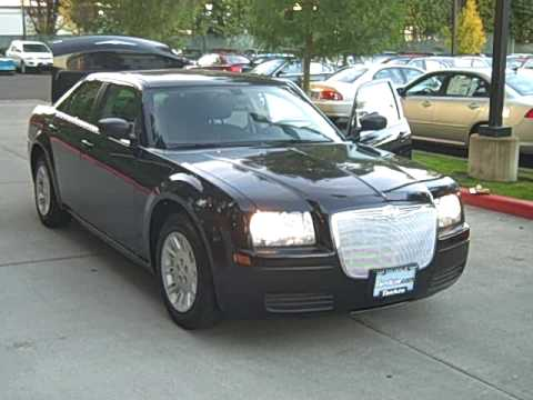 2007 chrysler 300 black 2 7l nice youtube. Black Bedroom Furniture Sets. Home Design Ideas