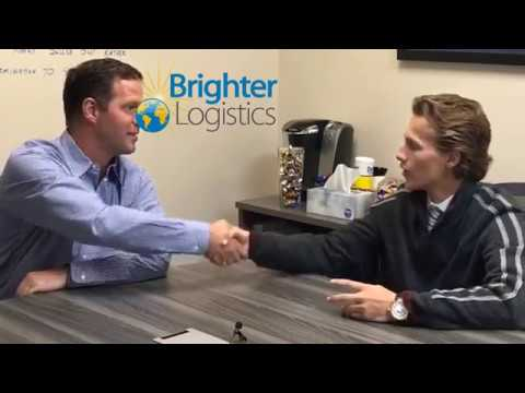 Freight Broker Internship and Deca Nationals 2018
