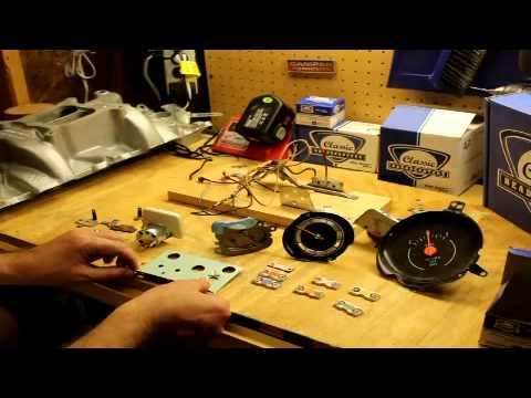 Post 1965 GM  & Classic Headquarters Reproduction Fuel Gauges