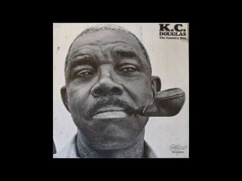 K.C. DOUGLAS (Sharon, Mississippi, U.S.A) - Mercury Blues