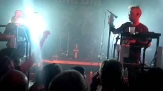 KMFDM - Nashville - 8/11/2015 - A Drug Against War