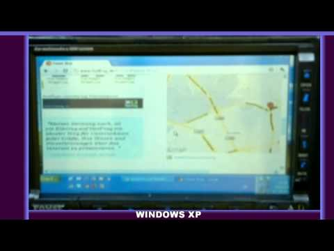 gps navigation software for windows xp