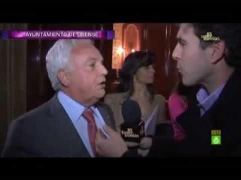 """Gonzo de """"El Intermedio"""" en la Diputación de Ourense, ese """"oasis paradisíaco"""" del PP"""