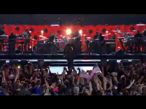 Eminem's Tribute to US Soldiers