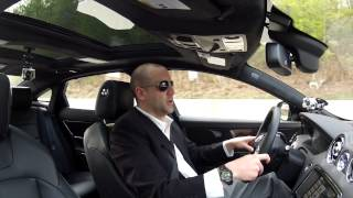 Driving Review - 2013 Jaguar XJ L Supercharged - In Depth Test Drive - Review