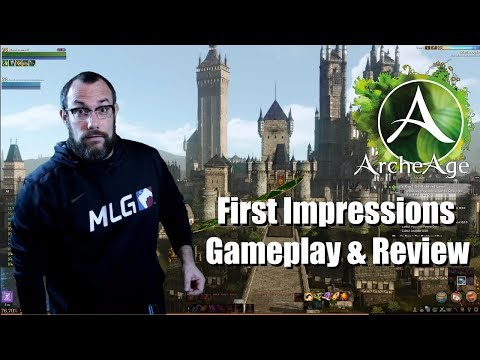 Archeage |  First Impressions | Is It Worth Playing | Gameplay & Review