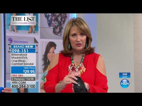 HSN | The List With Colleen Lopez 06.15.2017 - 09 PM