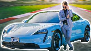 My Midlife Crisis Car - Porsche Taycan 4S Review