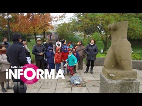 UTALCA impulsa a Talca como la Capital Nacional de la Escultura