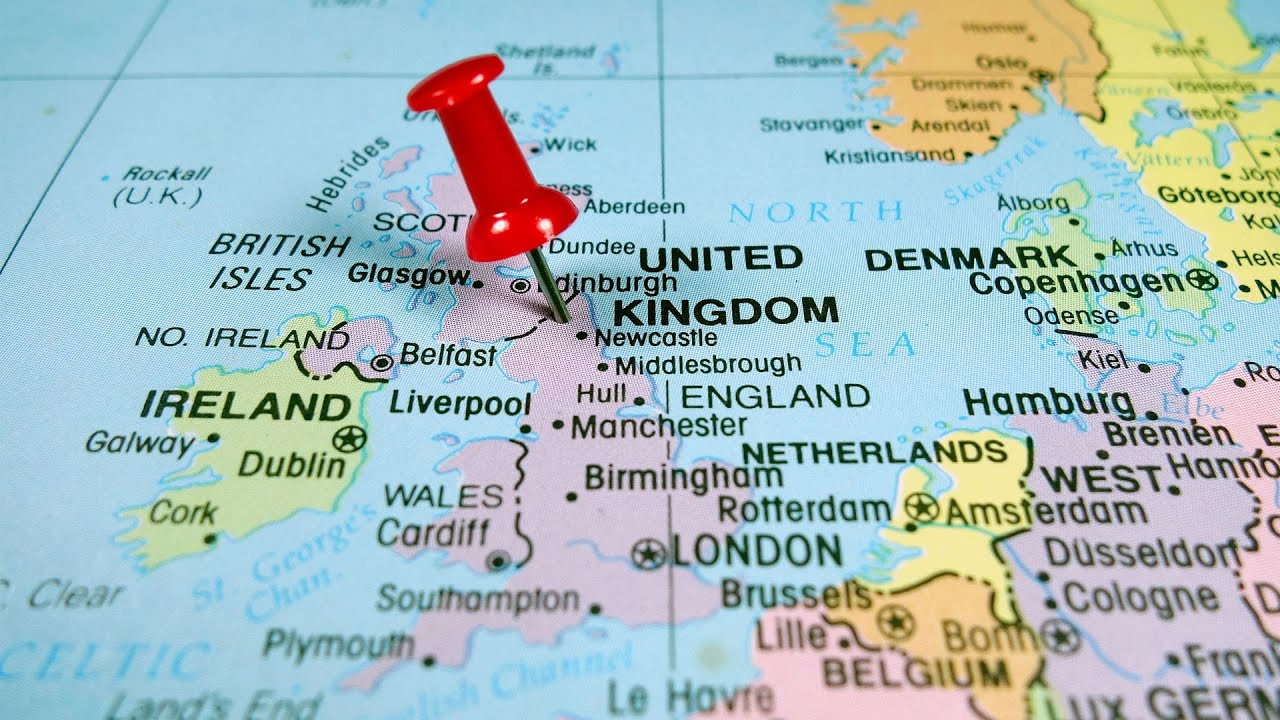 ايه الفرق بين المملكة المتحدة وبريطانيا العظمى وإنجلترا؟