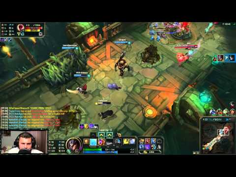 Twisted Fate   Butcher´s Bridge Gameplay   [Facecam] ☆ToxicLP
