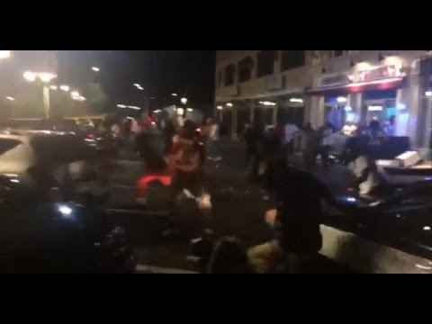 CRAZY SHOOTING AT A DOWNTOWN CONCERT IN STAMFORD, CT