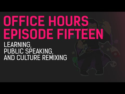 Office Hours: Episode 15